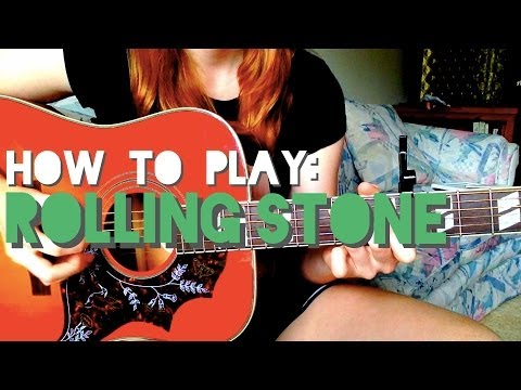 HOW TO PLAY: Rolling Stone by Passenger