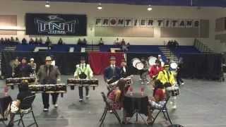 Taft Drumline PPAACC Finals 2015 - Groove Club