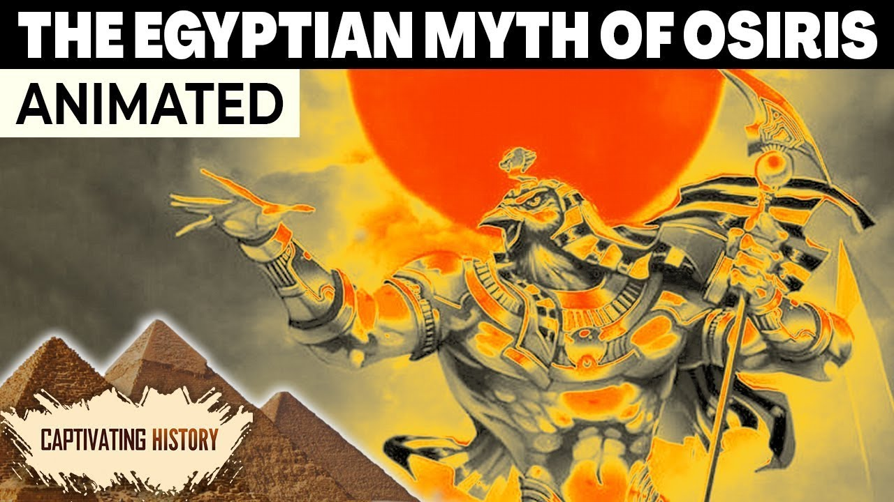 Egyptian Mythology: Osiris Myth Animated