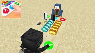 Monster School: Fidget Toy Trading - Minecraft Animation screenshot 3