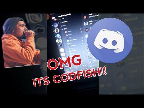 (Codfish Freestyles On Discord!!)