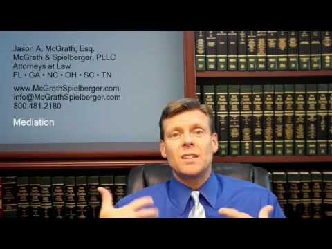 Mediation Explained by Attorney Jason McGrath