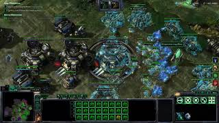 Starcraft LotV Co-op - Never Say Die Full Clear (Raynor+Vorazun, Brutal)