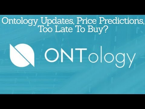 ONT  | Ontology Updates, Price Predictions, Too Late To Buy?