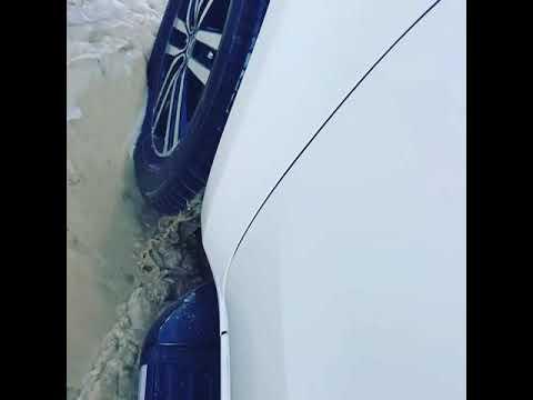 Mercedes X Class X250D Power Breaking Ice