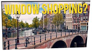 Amsterdam Cracking Down on Tourists ft....