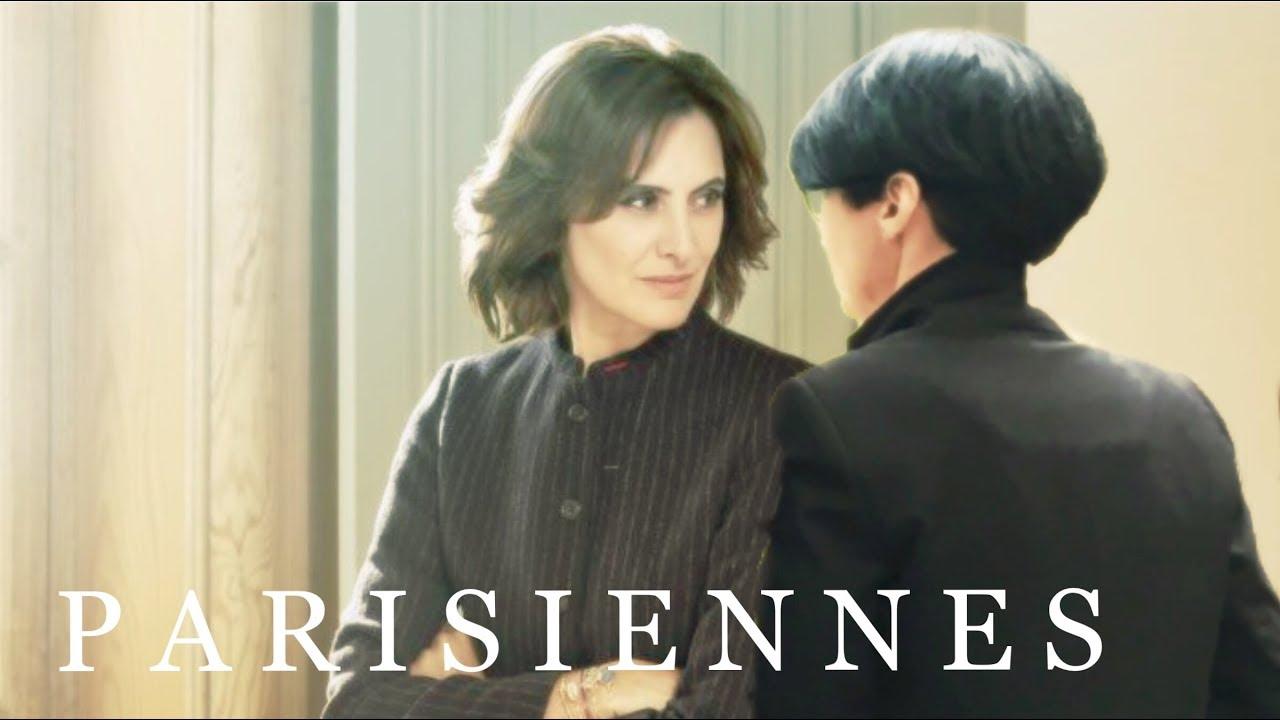 parisiennes - a romeo & co. youtube short film starring elisabeth & ines de  la fressange