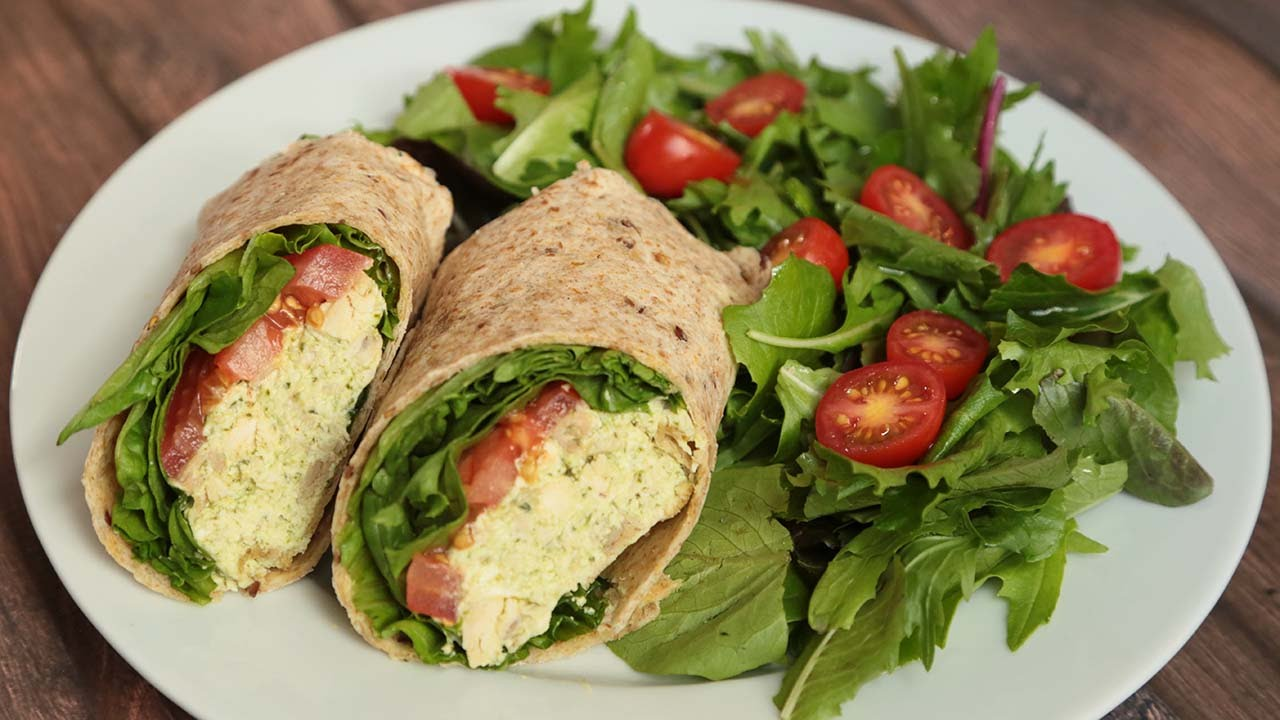3 healthy wrap recipes back to school lunch ideas youtube