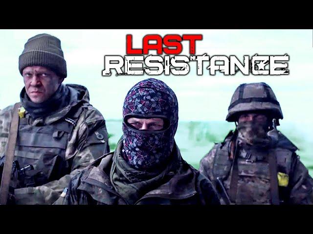 Last Resistance – Im russischen Kreuzfeuer (KRIEGSFILM/THRILLER I in voller Länge auf Deutsch) *4K*