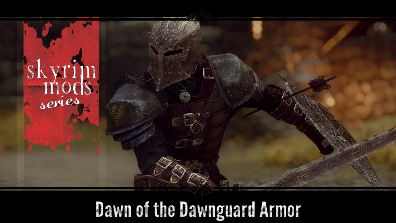 Dawnguard Armor Retexture