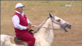 «КӨКПАР». Ұлттық ойын. «Адай-Ата» - «Қызылорда облысы»