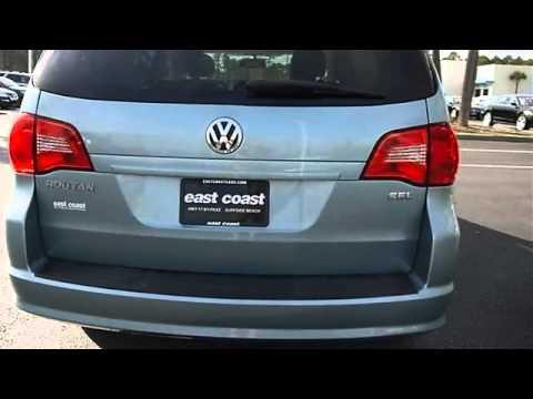 2009 Volkswagen Routan - East Coast Honda Volkswagen - Myrtle Beach