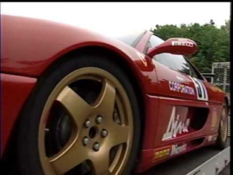 Ferrari F355 vs 360