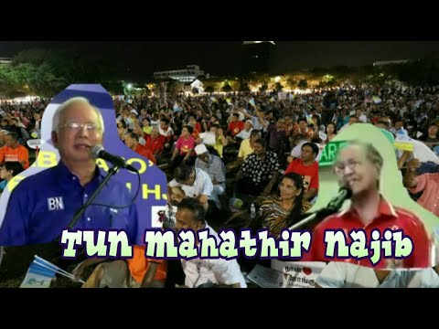 Tun mahathir najib