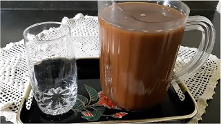 ቀሪቦ ወይም ቡቅሪ (Ethiopian drink