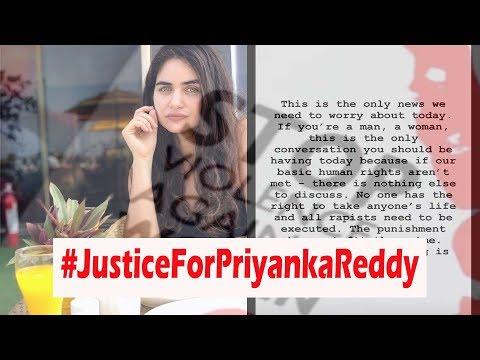 #JusticeForPriyankaReddy: Gabriella Demetriades wants 'castration and hanging' for all rapists Mp3