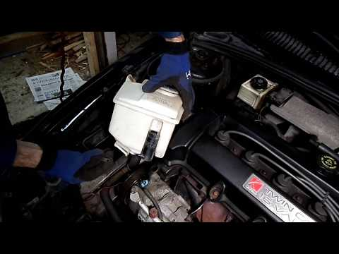 Windshield Washer Hose Replacement