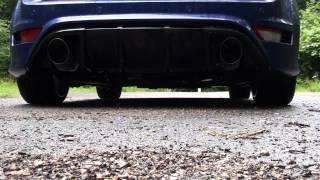 Ma Ford Focus RS2 2009 - Ligne Moongoose, BMC Filter, Big Air Box, Dump Valve Bailey