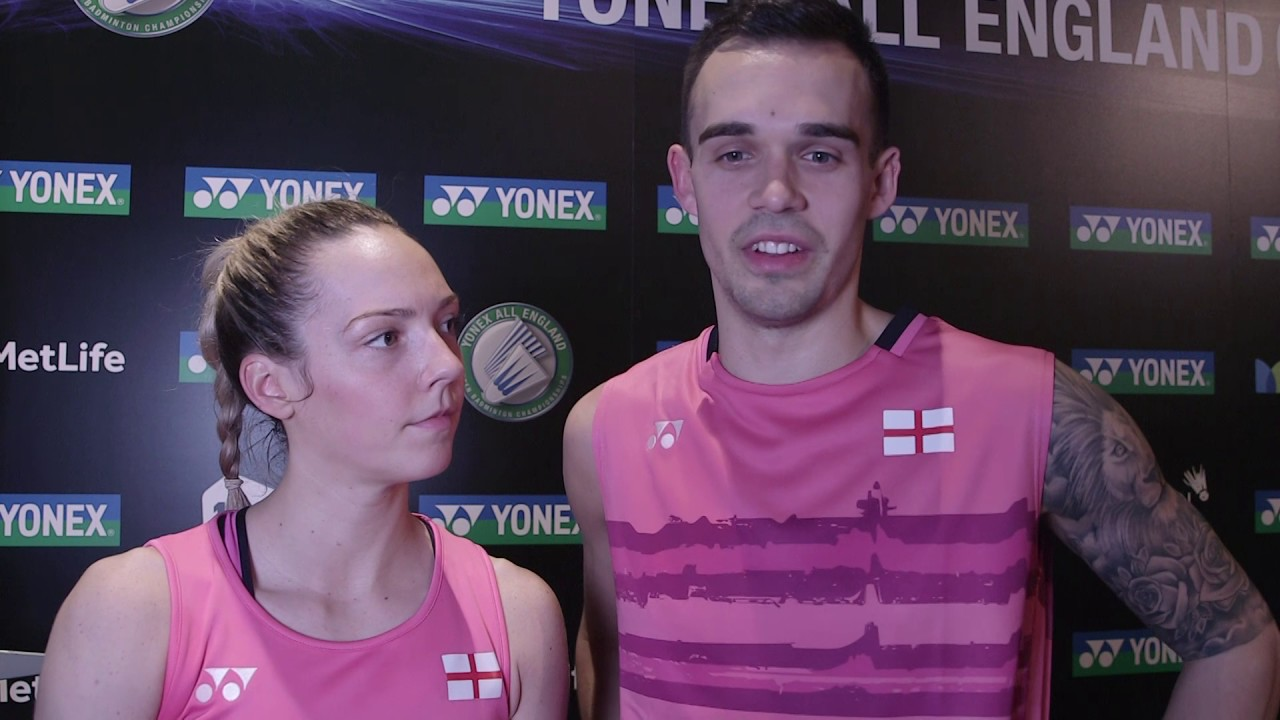 YONEX All England Championships Chris & Gabby Adcock march on to
