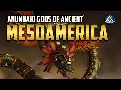 Anunnaki Gods of Ancient Mesoamerica