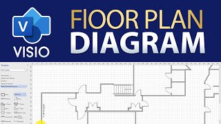 How To Draw a Simple Floor Plan in Visio