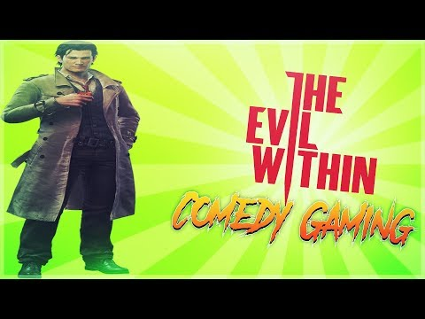 The Evil Within - Chainsaw Escape - SirLimpsALot - Comedy Gaming