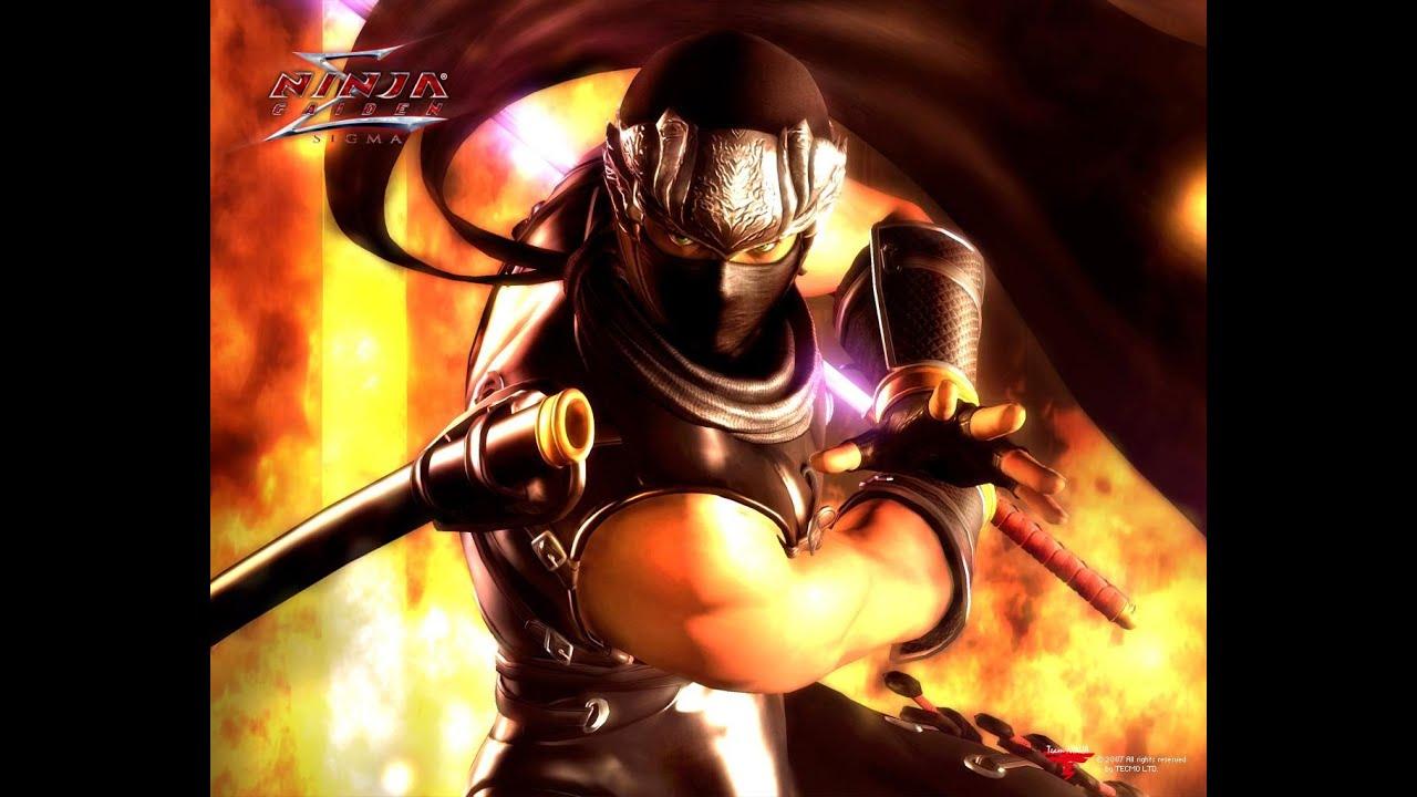 Game Ninja Gaiden Wallpaper: Analisis Ninja Gaiden Sigma