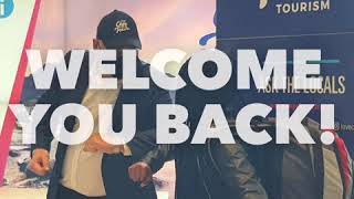 Ready to welcome you back