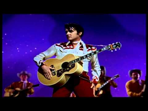 Teddy Bear  Elvis Presley HD