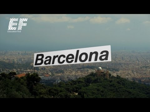 EF Barcelona – Info Video (Spanish version)