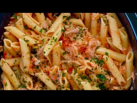 How To Cook Pasta Slow Cooked - Slow Cooker Crock Pot Pasta