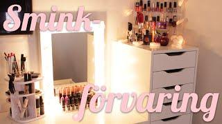 Min smink-förvaring   sminkspegel.se, IKEA, ebay, Granit