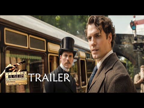 Enola Holmes Trailer #1 (2020) | Millie Bobby Brown, Henry Cavill, Sam Claflin/ Thriller  Movie HD