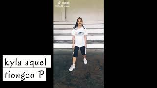 THE TOP 5 TIKTOK (PAUWI NA AKO)PINOY DANCE CHALLENGE