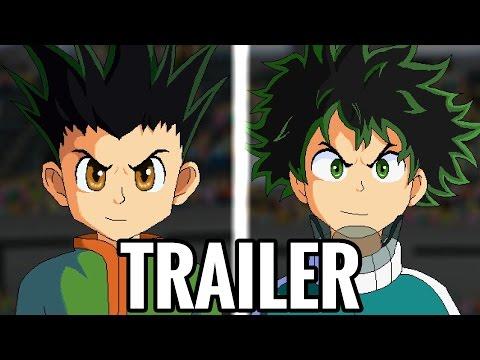 Trailer - Gon vs Midoriya (OMM Season 4 Finale)