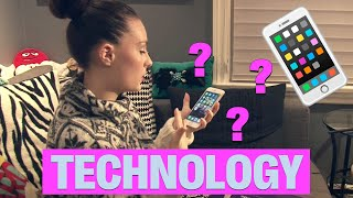 How I use technology as a blind person! - Molly Burke (CC)