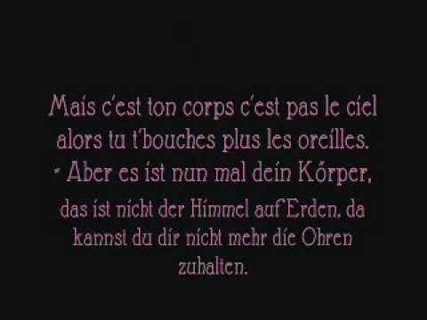 Alors On Danse Lyrics Deutsch