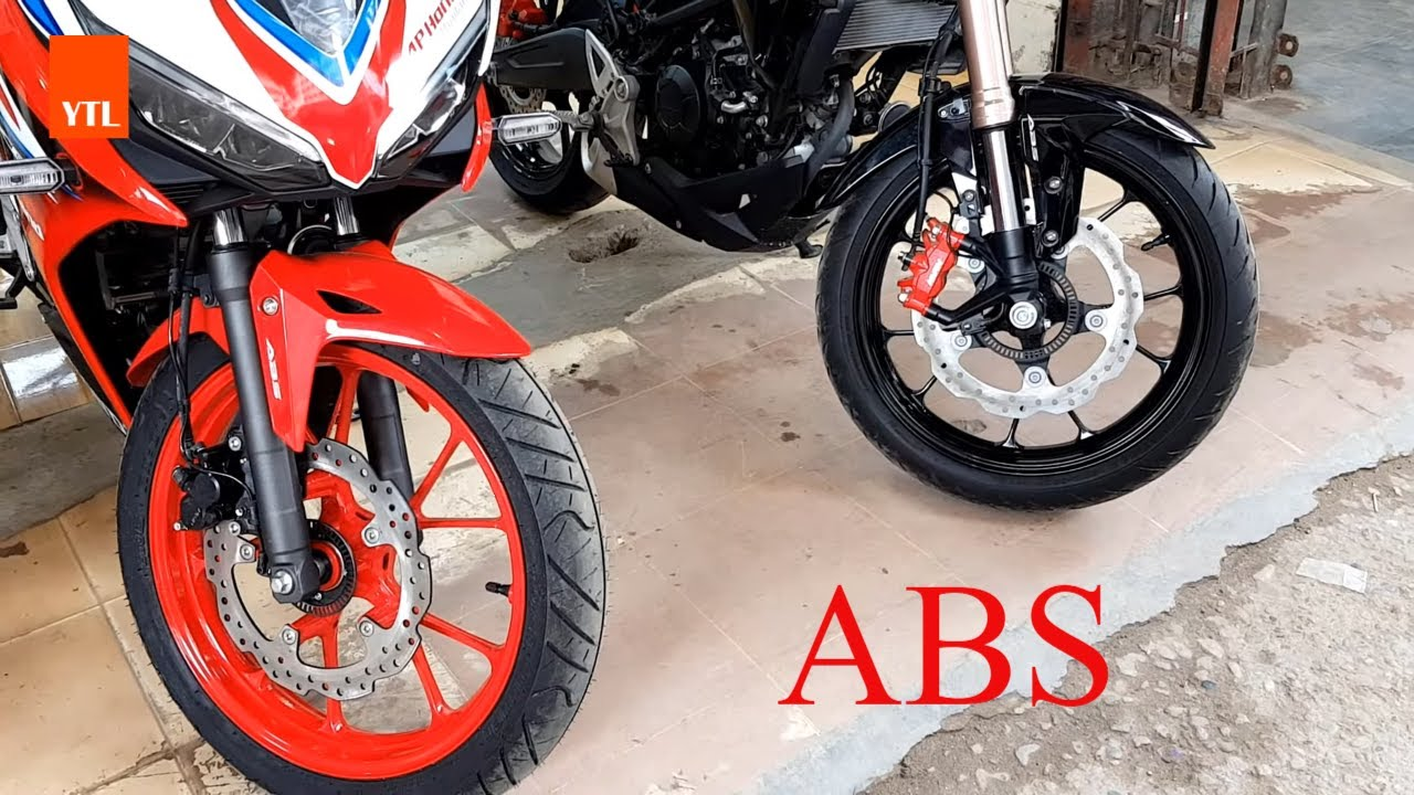 NEW Honda CB150R VS Honda CBR150R -  DOUBLE - ABS - Which one do you Have?