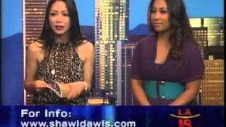 Shawl Dawl Interview on Kababayan LA18