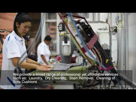 Laundry Service And Dry Cleaning  | Big Mama Pte Ltd