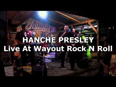 HANCHE PRESLEY [Live]