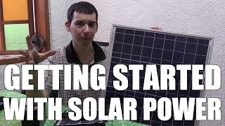 Solar 101 - Introduction to solar power