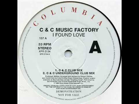 C&C Music Factory - I Found Love (Underground Club Mix)