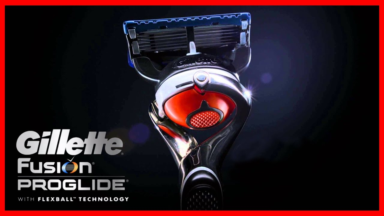 Gillette fusion proglide manual razor with flexball technology - Gillette Fusion Proglide Flexball Razor Shaving Gel Limited Edition Unboxing