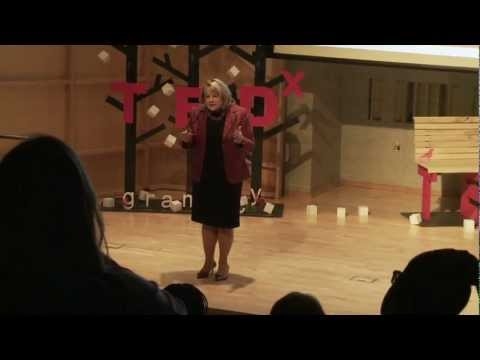Break Your Own Rules: Mary Davis Holt at TEDxGramercy - YouTube
