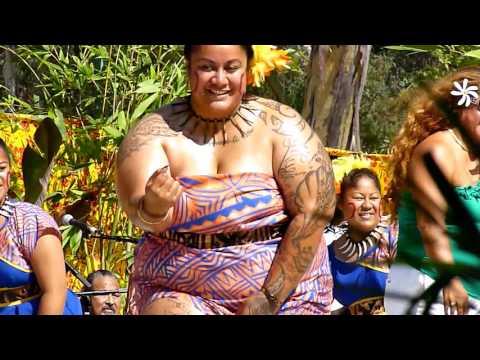 Pacific Islander Festival 2016: Samoa Malu