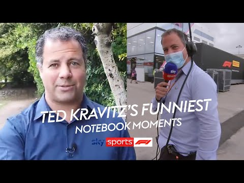 Ted's funniest 2020 Notebook moments 😂  | The Notebook | Ted Kravitz feat. Norris, Ricciardo & more!