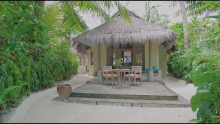 Sunrise Beach Villa – Anantara Dhigu Resort Maldives