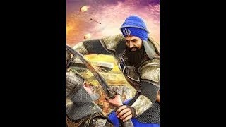 Guru Da Banda (Full Hd Movie) -Baba Banda Singh Bahadur Ji -Punjabi Latest Movies 2018