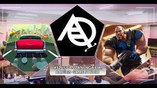 Podcast #52 Lucas Zanenga e a Aquiris Game Studio